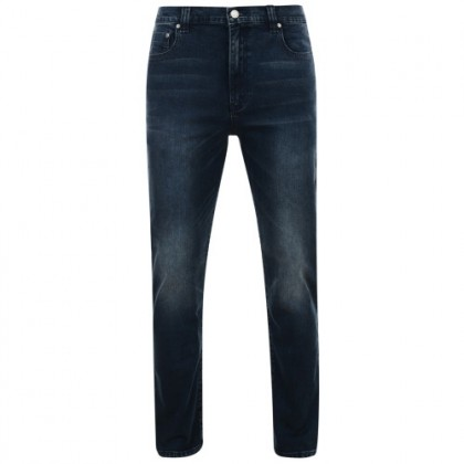 "KAM Aron Stretch Jeans Regular Leg 32"" (Available in 42-60 waist)"