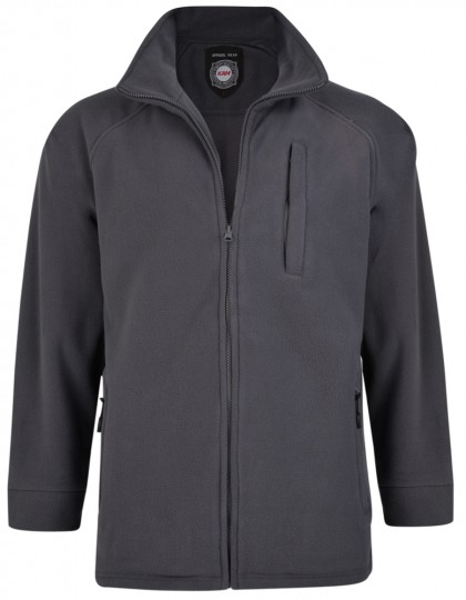 KAM Zip Up Fleece