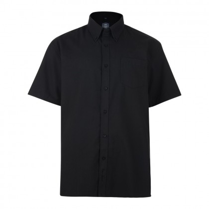 KAM Short Sleeve Oxford Shirt
