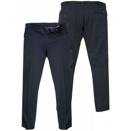 BRUNO STONE- D555 Stretch Chino Pant With Extenda Waist Length 32'' (Available from Size 42 to 60)