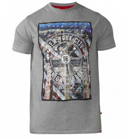 Duke Grey Audley Tshirt