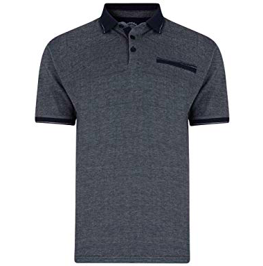 Kam Polo Dark Navy